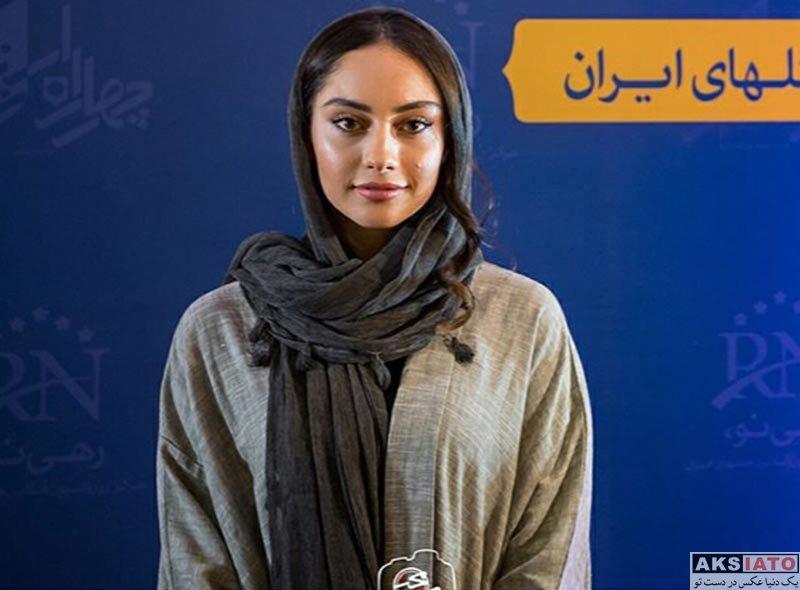 بازیگران بازیگران زن ایرانی  ترلان پروانه در مهمانی خصوصی فیلم چهارراه استانبول (5 عکس)