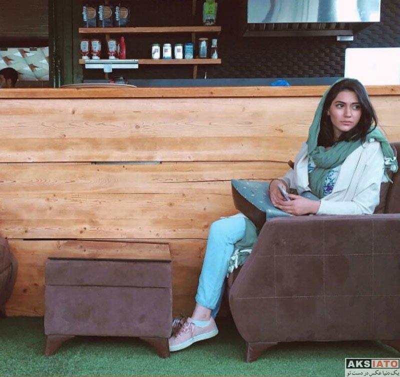 بازیگران بازیگران زن ایرانی  عکس های جدید درسا بختیار در خرداد ماه 97 (7 تصویر)