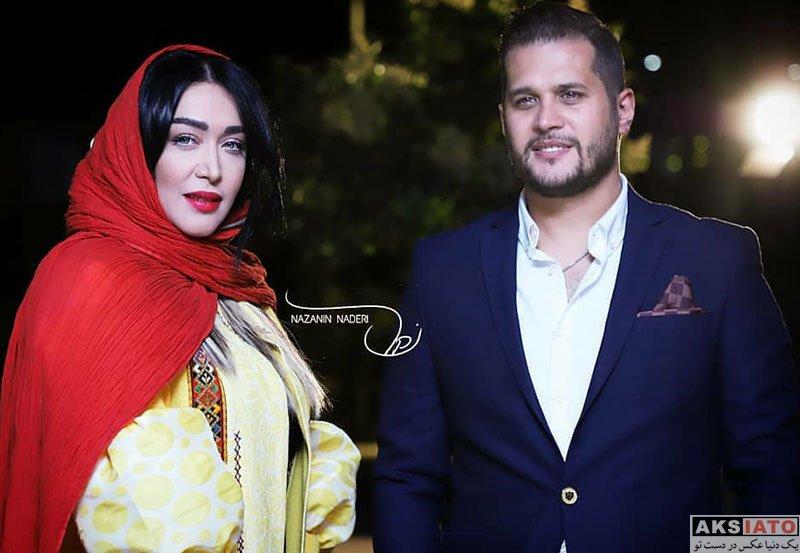بازیگران بازیگران مرد ایرانی  سیاوش خیرابی در اکران خصوصی فیلم شماره ۱۷ سهیلا (2 عکس)
