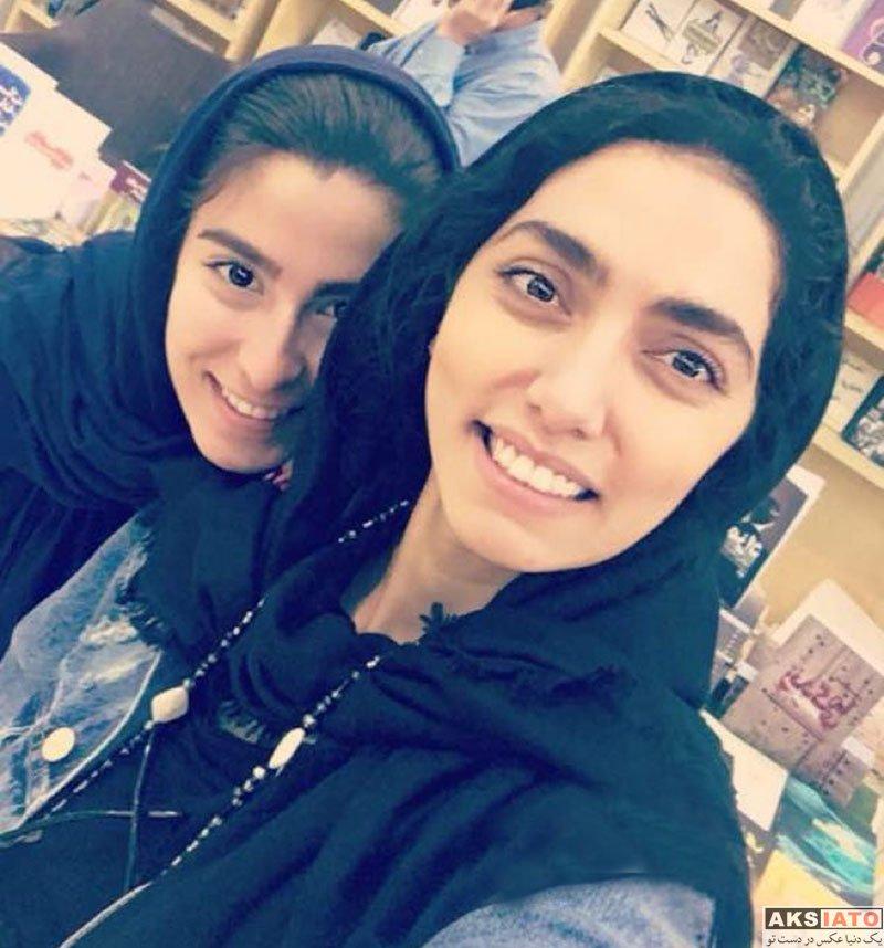بازیگران بازیگران زن ایرانی  عکس های جدید آزاده سدیری در خرداد ماه 97 (6 تصویر)