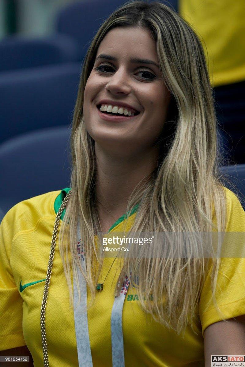بازیگران  تماشاگران بازی تیم ملی برزیل و کاستا ریکا (۱5 عکس)