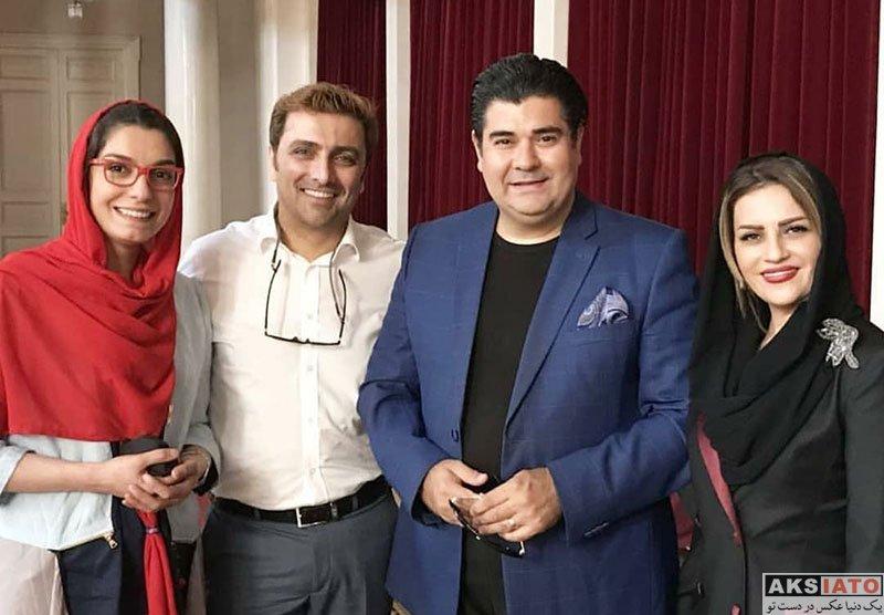 بازیگران بازیگران زن ایرانی  عکس های جدید الیکا عبدالرزاقی در خرداد ماه 97 (8 تصویر)