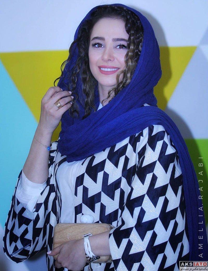 بازیگران بازیگران زن ایرانی  الناز حبیبی در اکران خصوصی فیلم دشمن زن (۱۰ عکس)