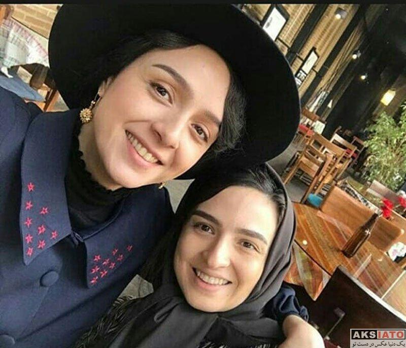 بازیگران بازیگران زن ایرانی  عکس های گلاره عباسی در سریال شهرزاد