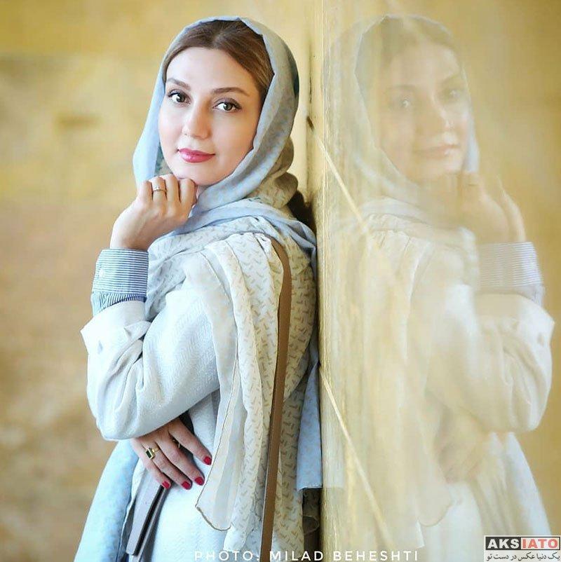بازیگران بازیگران زن ایرانی  عکس های حدیث میرامینی در خرداد ماه 97 (7 تصویر)