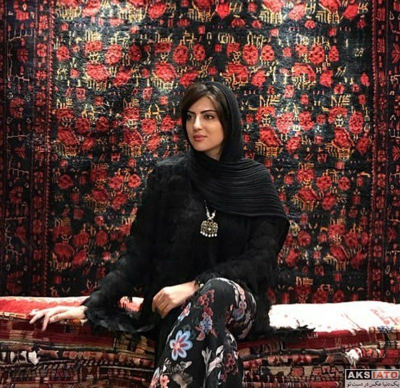 بازیگران بازیگران زن ایرانی  عکس های هلیا امامی در خرداد ماه ۹۷ (7 تصویر)