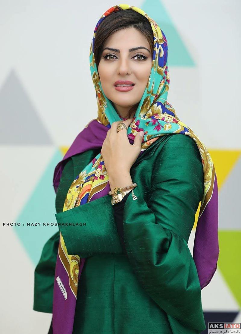بازیگران بازیگران زن ایرانی  هلیا امامی در مراسم اکران خصوصی فیلم ناخواسته (4 عکس)