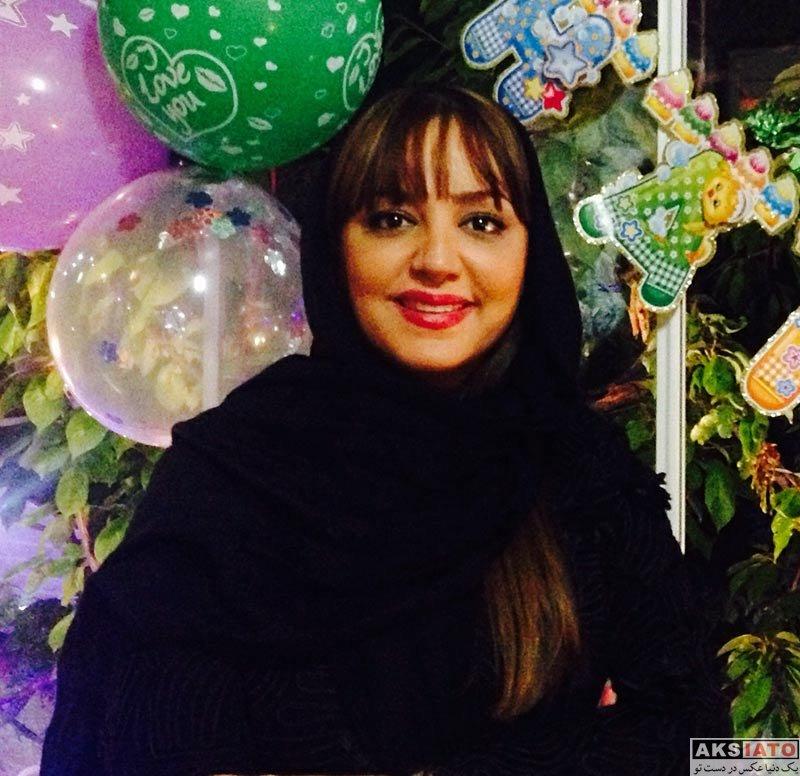 بازیگران بازیگران زن ایرانی جشن تولد ها  جشن تولد لیلا برخورداری در کنار دوستانش (4 عکس)