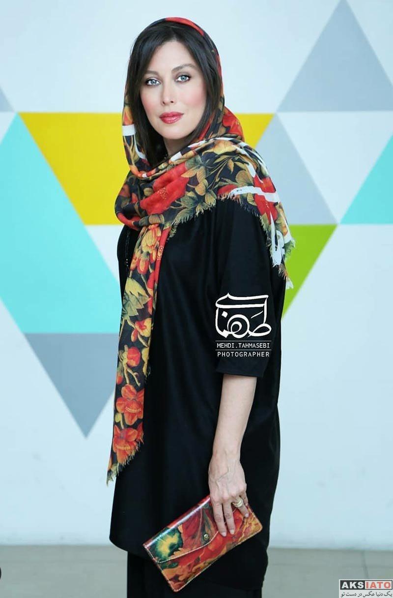 بازیگران بازیگران زن ایرانی  مهتاب کرامتی در مراسم اکران خصوصی فیلم ناخواسته (5 عکس)