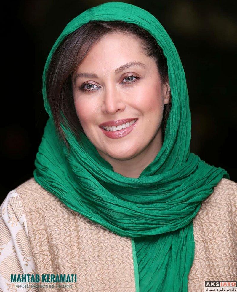 بازیگران بازیگران زن ایرانی  مهتاب کرامتی در اکران خصوصی فیلم شماره ۱۷ سهیلا (۵ عکس)