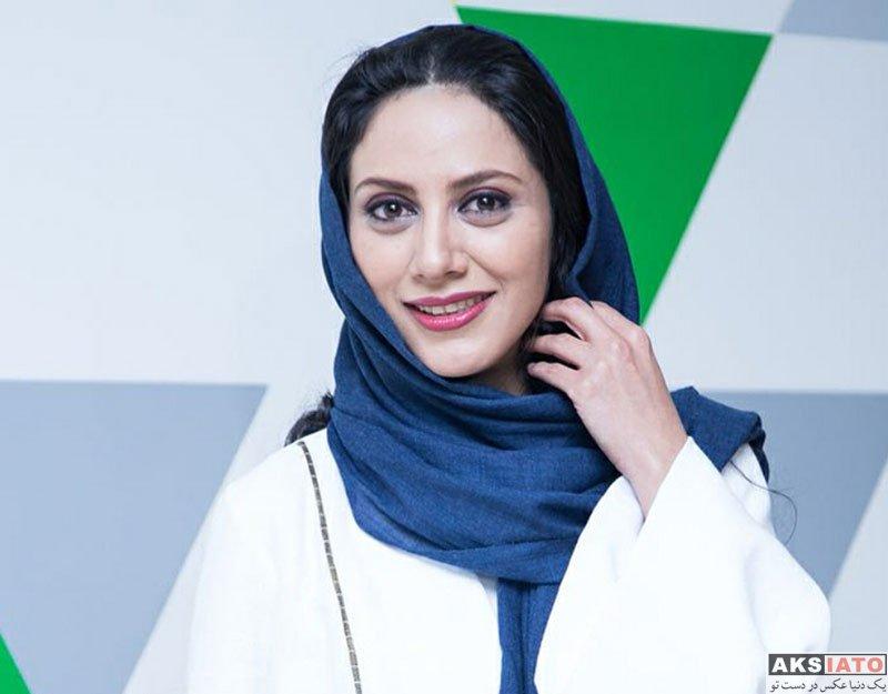 بازیگران بازیگران زن ایرانی  مارال فرجاد در اکران افتتاحیه فیلم خاله قورباغه (4 عکس)