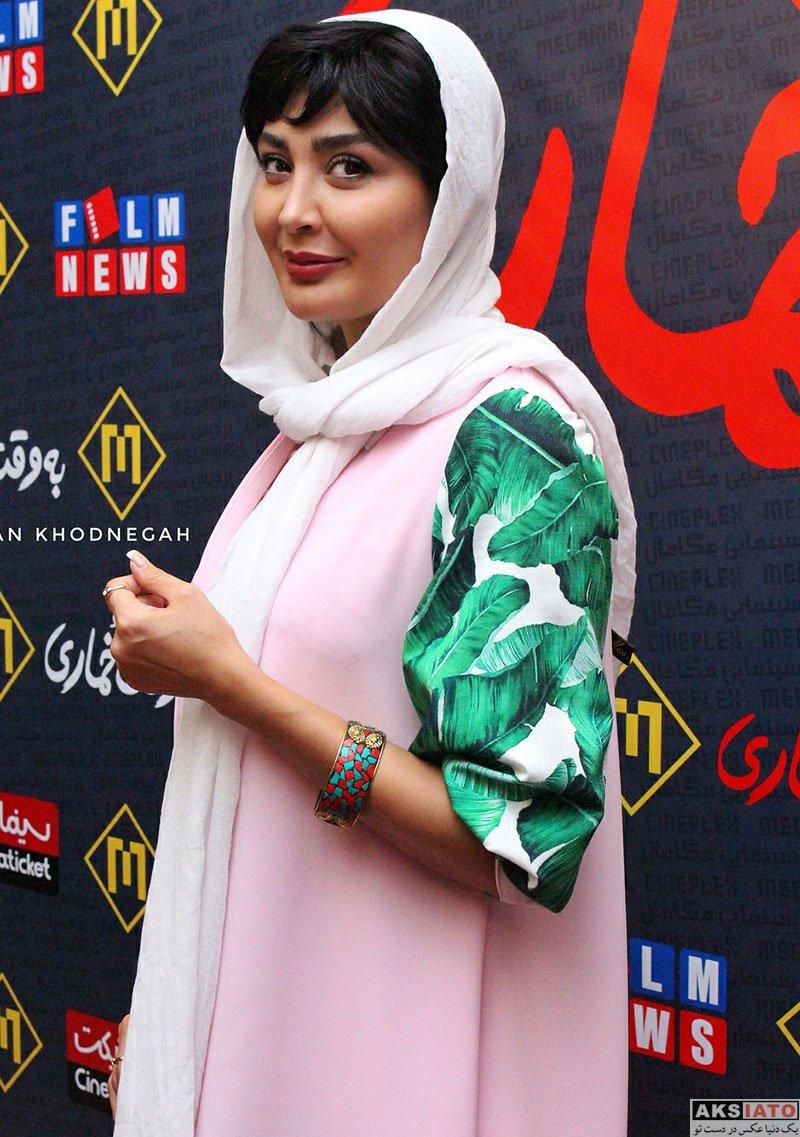 بازیگران بازیگران زن ایرانی  مریم معصومی در اکران افتتاحیه فیلم به وقت خماری (6 عکس)