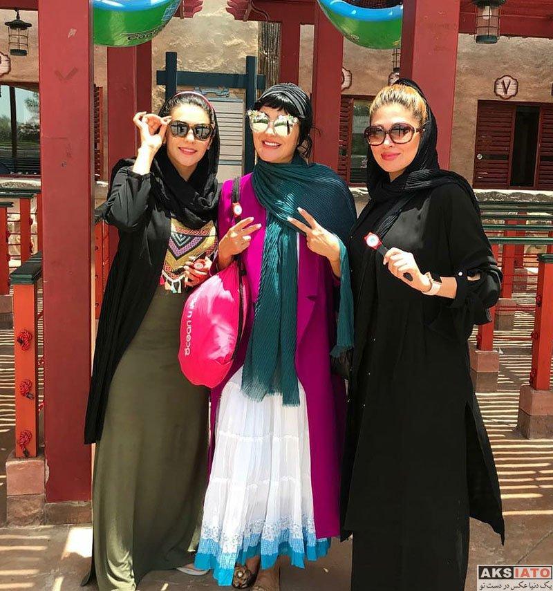 بازیگران بازیگران زن ایرانی  عکس های مریم معصومی در خرداد ماه سال 97 (12 تصویر)