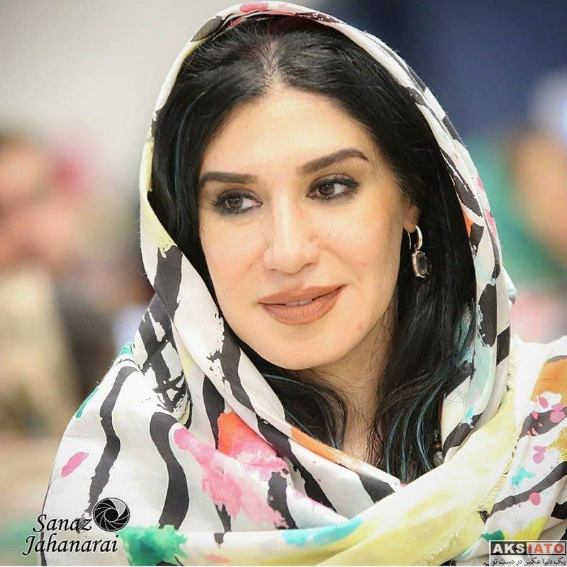 بازیگران بازیگران زن ایرانی  نسیم ادبی در اکران خصوصی فیلم دشمن زن (6 عکس)