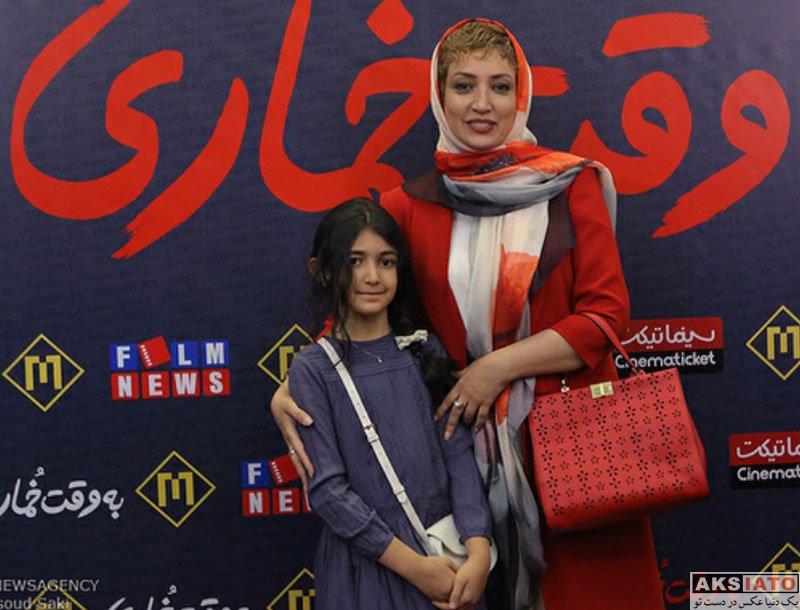 بازیگران بازیگران زن ایرانی  نگار عابدی در اکران افتتاحیه فیلم به وقت خماری (5 عکس)