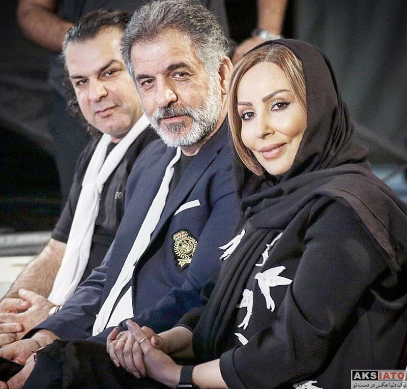 بازیگران بازیگران زن ایرانی  پرستو صالحی در پانزدهمین جشن نفس (۴ عکس)