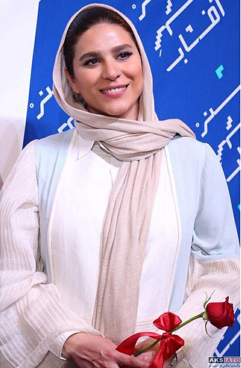 بازیگران بازیگران زن ایرانی  سحر دولتشاهی در اکران فیلم چهارراه استانبول در شیراز (7 عکس)