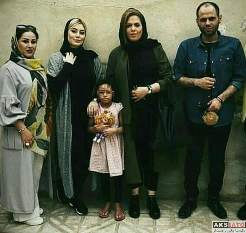 بازیگران بازیگران زن ایرانی  عکس های جدید سحر قریشی در خرداد ماه 97 (10 تصویر)