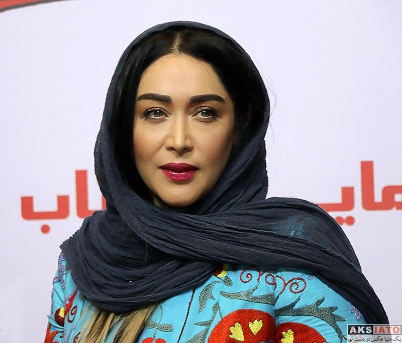 بازیگران بازیگران زن ایرانی  سارا منجزی در مراسم اکران خصوصی فیلم ناخواسته (4 عکس)