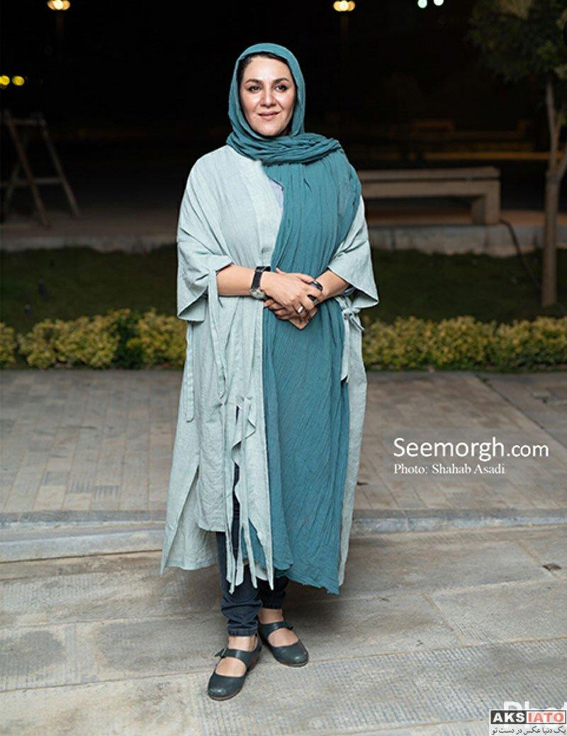 بازیگران بازیگران زن ایرانی  ستاره اسکندری در اکران خصوصی فیلم شماره ۱۷ سهیلا (4 عکس)