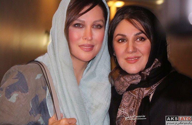 بازیگران بازیگران زن ایرانی  ستاره اسکندری در اکران مردمی فیلم ناخواسته (4 عکس)