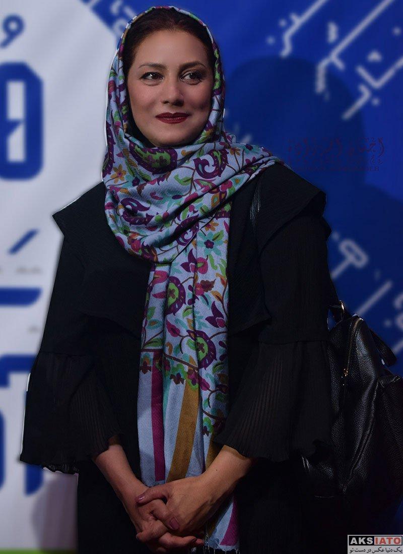 بازیگران بازیگران زن ایرانی  شبنم مقدمی در اکران فیلم خجالت نکش در شیراز (4 عکس)