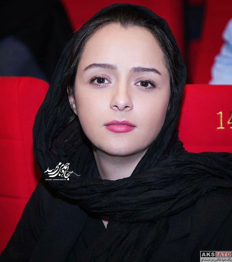 بازیگران بازیگران زن ایرانی خانوادگی  ترانه علیدوستی و دخترش در اکران فیلم خاله قورباغه (8 عکس)