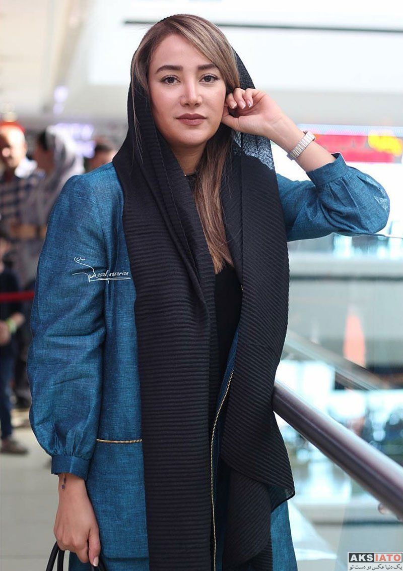بازیگران بازیگران زن ایرانی  عکس های بهاره افشاری در اکران مردمی مستند سریک (6 عکس)