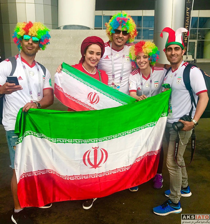 بازیگران بازیگران زن ایرانی  عکس های بهاره افشاری در کشور روسیه (3 تصویر)