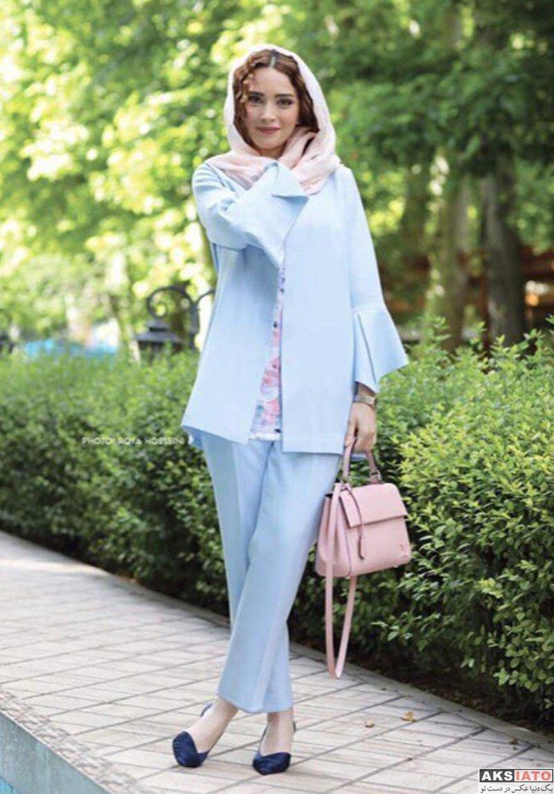 بازیگران بازیگران زن ایرانی  عکس های جدید بهنوش طباطبایی در تیر ماه 97 (10 تصویر)