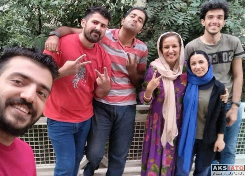 بازیگران بازیگران زن ایرانی  بیتا پورحسینی استندآپ کمدین مسابقه خنداننده شو (۶ عکس)
