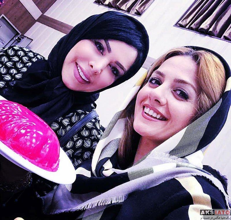بازیگران بازیگران زن ایرانی  بیتا سحرخیز در مهمانی محمود رضوی (2 عکس)