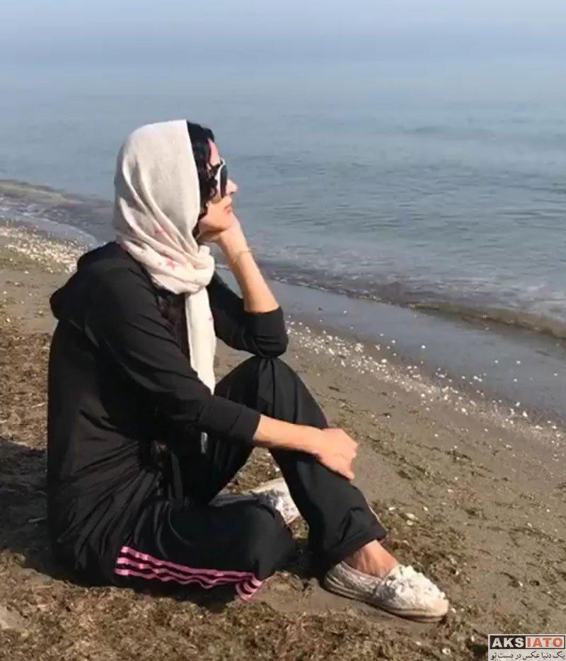 بازیگران بازیگران زن ایرانی  عکس های جدید الهه حصاری در تیر ماه 97 (8 تصویر)