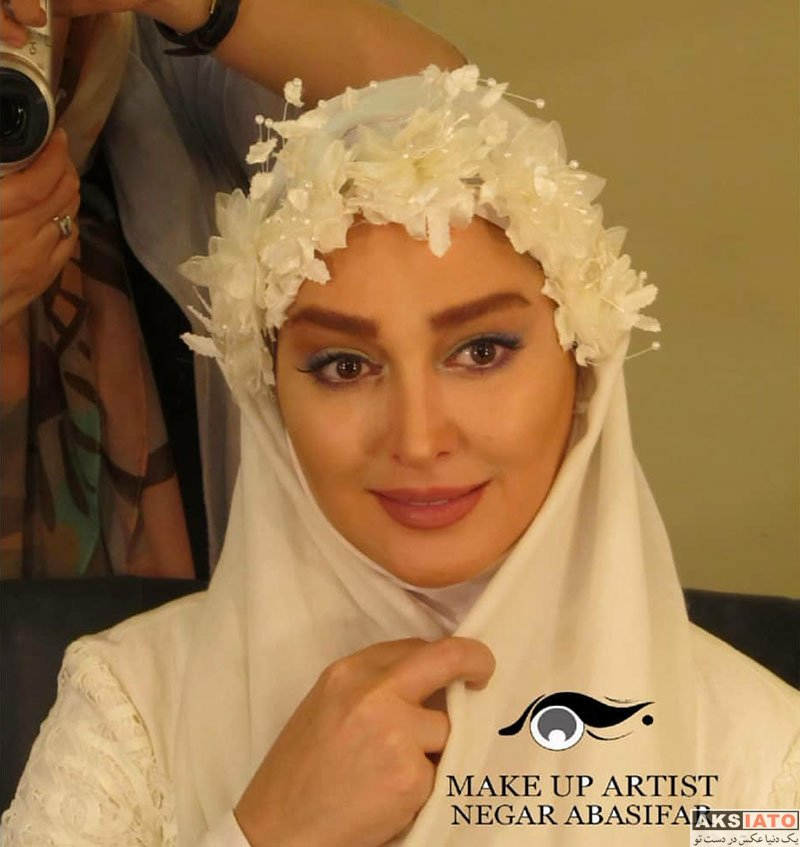 بازیگران بازیگران زن ایرانی  عکس های جدید الهام حمیدی در تیر ماه 97 (10 تصویر)