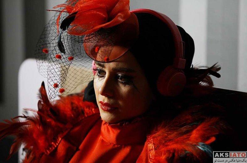 بازیگران بازیگران زن ایرانی  عکس های جدید الناز حبیبی در تیرماه 97 (10 تصویر)