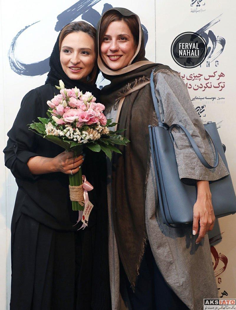 بازیگران بازیگران زن ایرانی  گلاره عباسی در اکران مردمی فیلم دارکوب (5 عکس)