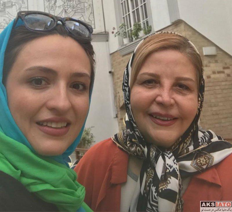 بازیگران بازیگران زن ایرانی  عکس های جدید گلاره عباسی در تیر ماه 97 (8 تصویر)