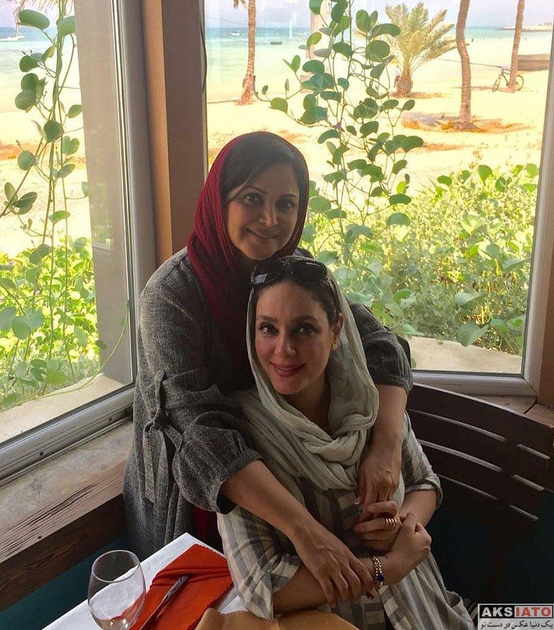 بازیگران بازیگران زن ایرانی  عکس های جدید کمند امیرسلیمانی در تیرماه 97 (8 تصویر)