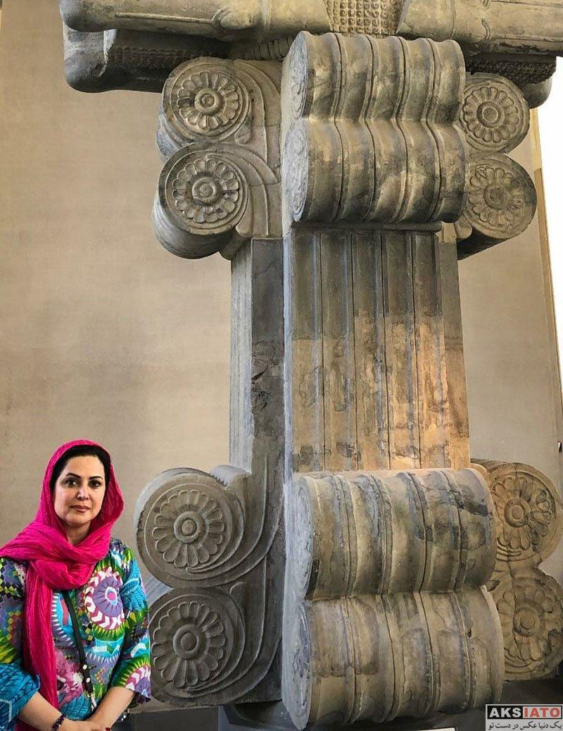 بازیگران بازیگران زن ایرانی  کمند امیرسلیمانی در کشور فرانسه (4 عکس)