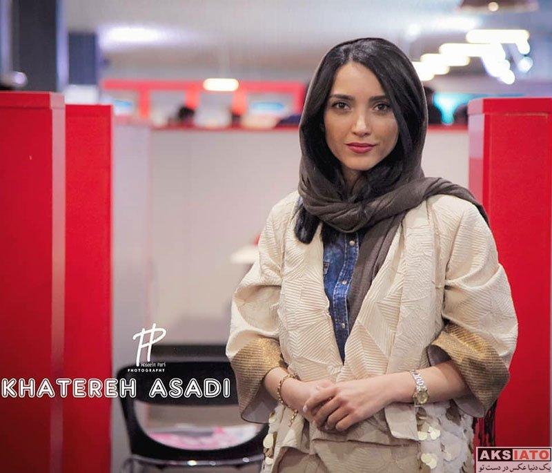 بازیگران بازیگران زن ایرانی  عکس های جدید خاطره اسدی در تیرماه 97 (8 تصویر)