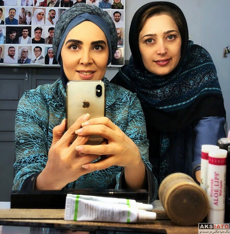 بازیگران بازیگران زن ایرانی  عکس های جدید لیلا بلوکات در تیر ماه 97 (10 تصویر)
