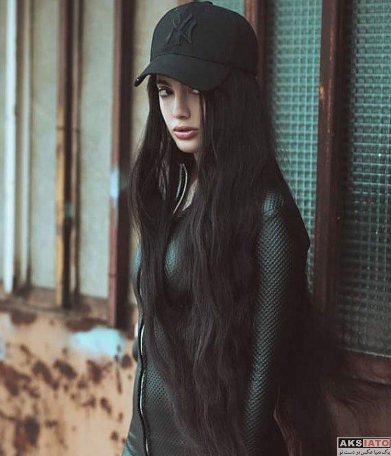 بازیگران بازیگران زن ایرانی خوانندگان  مائده هژبری دختر رقاص معروف اینستاگرام (10 عکس)