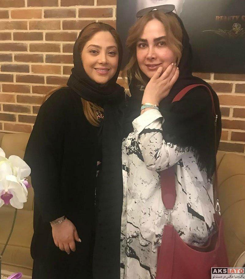 بازیگران بازیگران زن ایرانی  عکس های جدید مریم سلطانی در تیر ماه 97 (8 تصویر)