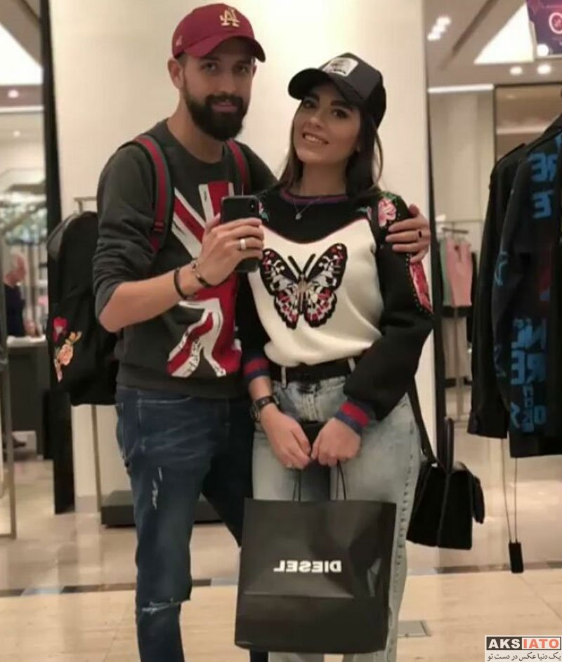 بازیگران  عکس های محسن افشانی و همسرش در تیر 97 (5 تصویر)