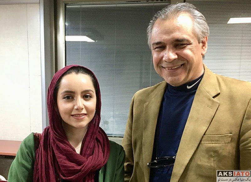 بازیگران بازیگران زن ایرانی  عکس های جدید نازنین بیاتی در تیرماه 97 (10 تصویر)