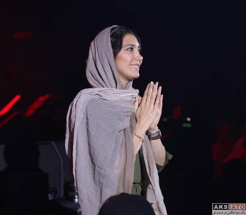 بازیگران بازیگران زن ایرانی  عکس های جدید نیکی مظفری در تیر ماه 97 (8 تصویر)