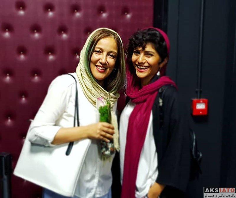 بازیگران بازیگران زن ایرانی  عکس های جدید پانته آ بهرام در تیر ماه 97 (8 تصویر)