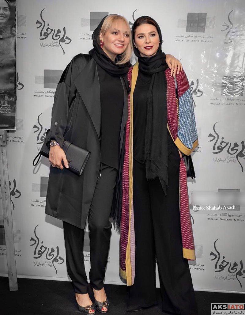 بازیگران بازیگران زن ایرانی  عکس های جدید سحر دولتشاهی در تیرماه 97 (10 تصویر)