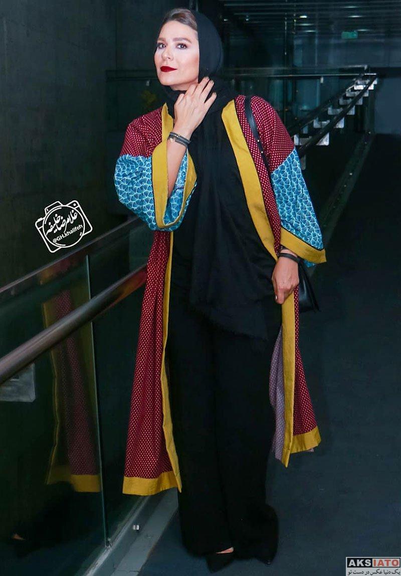 بازیگران بازیگران زن ایرانی  سحر دولتشاهی در اکران مردمی فیلم دلم می خواد (۸ عکس)