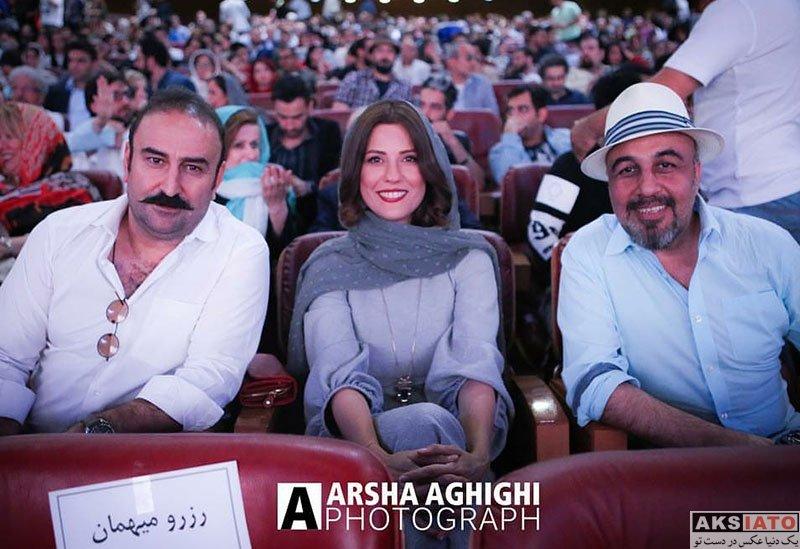بازیگران بازیگران زن ایرانی  سارا بهرامی در اکران افتتاحیهی فیلم هزارپا (8 عکس)